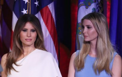 Inside Melania Trump's relationship with Ivanka
