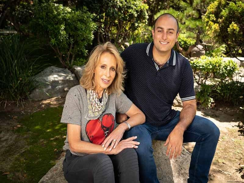 Mother and son draw hope, healing from shared cancer treatment