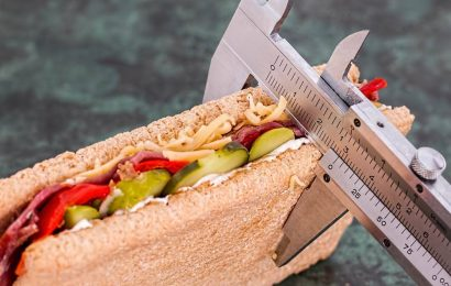 UK sets out calorie-cut guidelines in anti-obesity drive