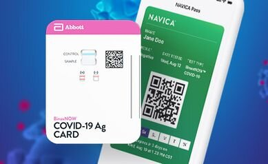 Quick COVID-detecting nasal swab card is approved for use