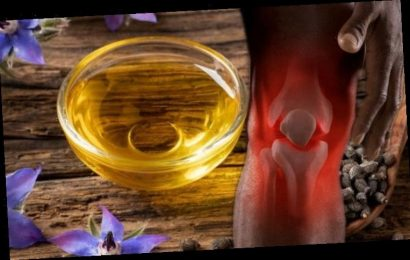 Rheumatoid arthritis treatment: The herbal supplement shown to ease swollen joints