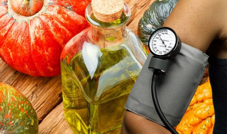 The natural seed oil proven to significantly lower high blood pressure