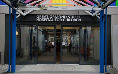 Great Ormond Street Hospital for Children NHS FT awarded Stage 7 O-EMRAM
