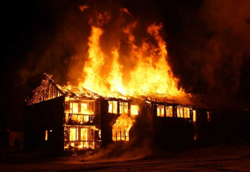 Researchers determine more effective ways to awaken children and their families during a house fire