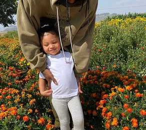 Fall Family Fun! Kylie Jenner and Ex Travis Scott Take Daughter Stormi, 2½, to a Farm