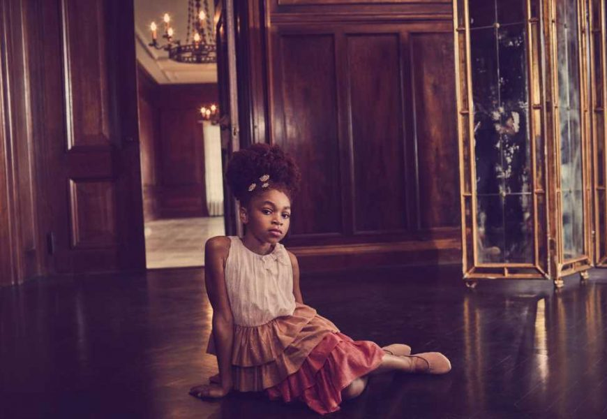 LeBron James' Daughter Zhuri, 5½, Talks Janie and Jack's New Collection — and Her 'Dream Outfit'