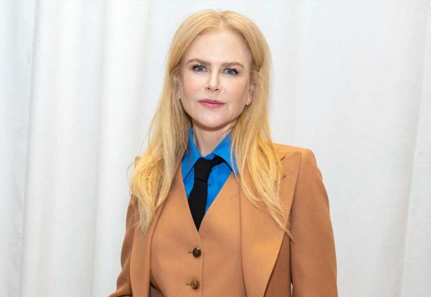 Nicole Kidman's on Why Daughters Don't Have Instagram: I'm Not 'Techy,' Wouldn't Be Able 'to Monitor'
