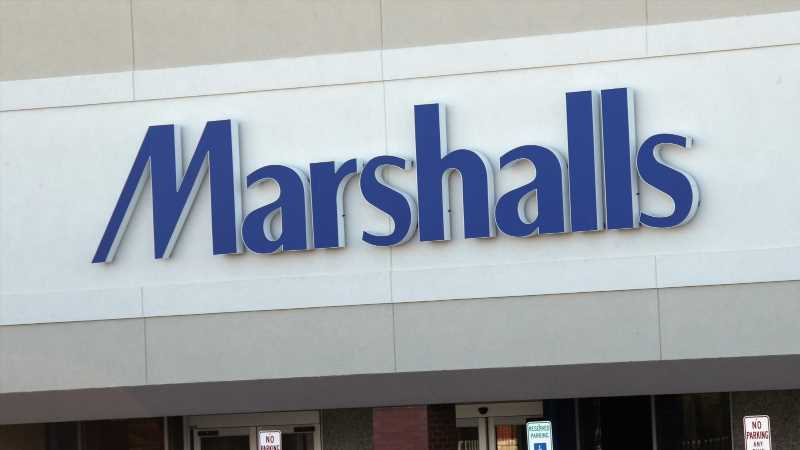 This is the best day of the week to shop at Marshalls