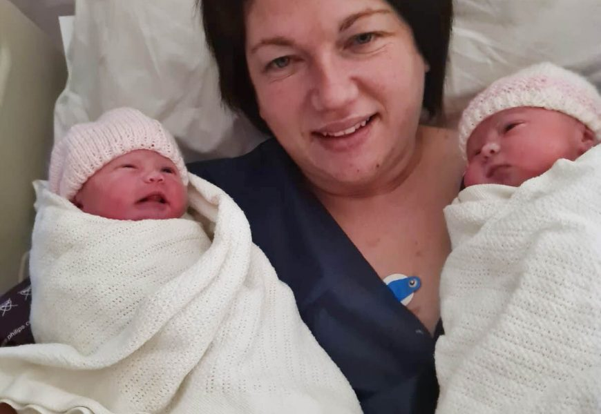 Pregnant mom recovers from coronavirus after induced coma, gives birth to healthy twins
