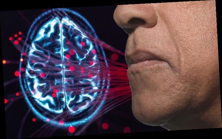 Dementia warning: Repeatedly smacking lips is a sign of frontotemporal dementia