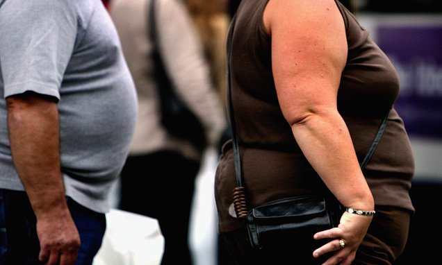 Four BILLION people worldwide predicted to be overweight by 2050