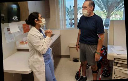 New Mexico Man Who Needed a Double Lung Transplant After Getting COVID Says 'Take It Seriously'
