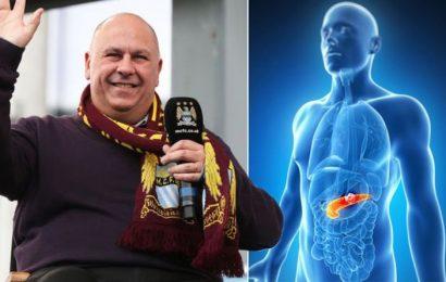 Luis Troyano dead: Bake Off star dies after oesophageal cancer battle – symptoms to spot