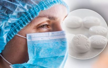 Scientists investigate whether ASPIRIN could be used to treat deadly COVID-19 symptoms
