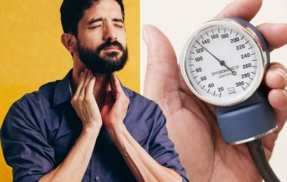 Do you experience dyspnea? Your blood pressure reading could be extremely high