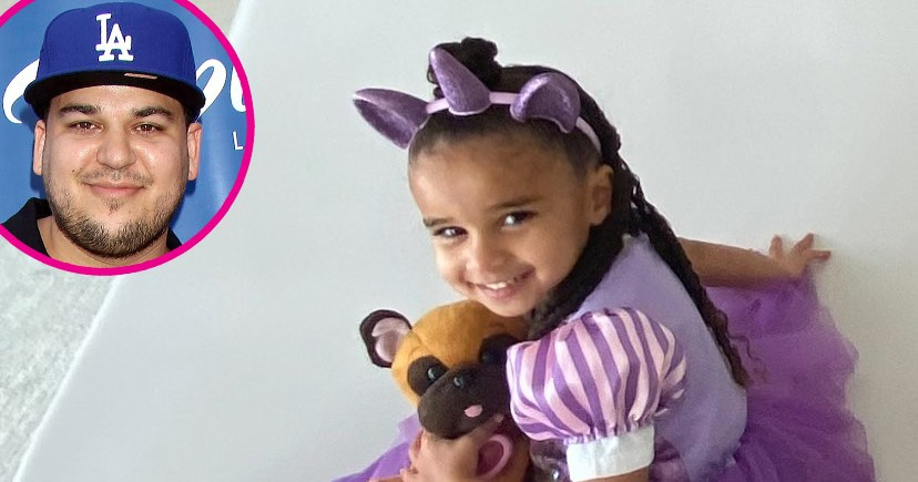 Inside Rob Kardashian's Daughter Dream's Disney-Themed 4th Birthday Party