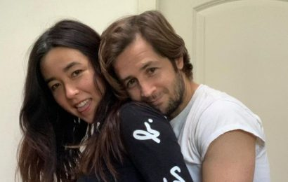 This Is Us' Michael Angarano and Maya Erskine Engaged, Expecting 1st Child