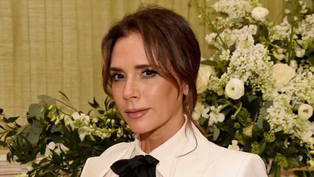 Victoria Beckham's 9-Year-Old Daughter Gave Her the Prettiest Daytime Smoky Eye