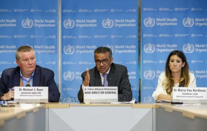 Recordings reveal WHO's analysis of pandemic in private
