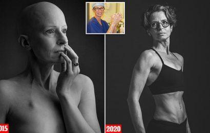 The Warrior: Inspiring tale of consultant breast surgeon LIZ O'RIORDAN