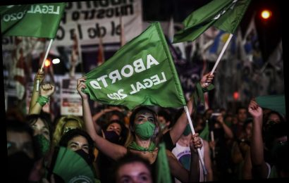 Argentina Becomes the First Major Country in Latin America to Legalize Abortion