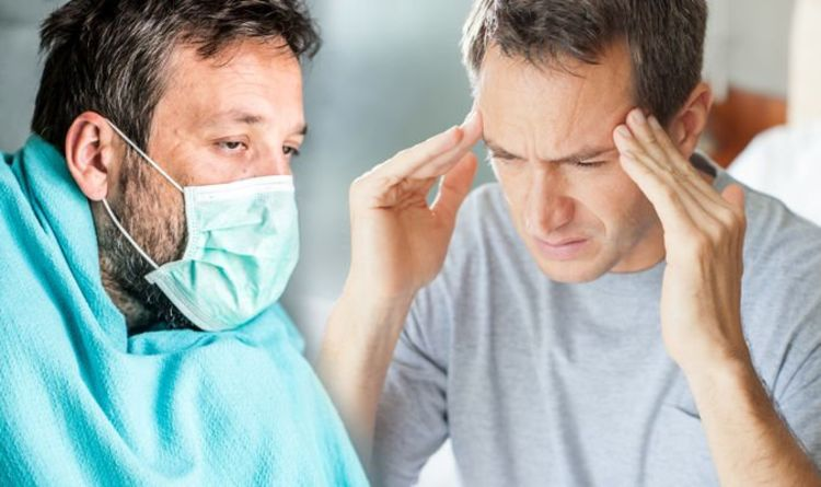 Coronavirus symptoms update: Scientists discover reason why brain fog occurs in patients