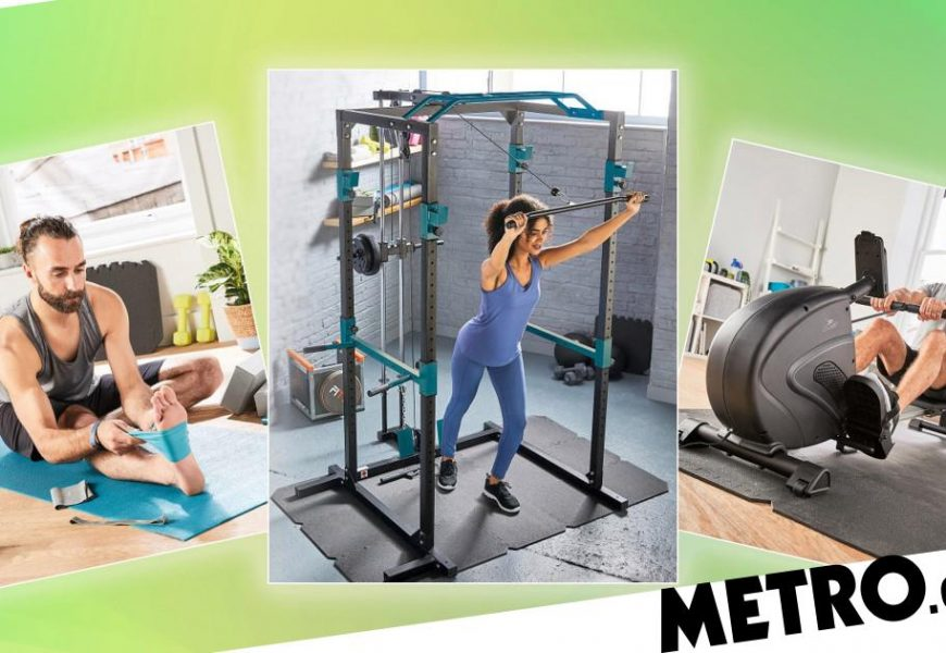 Aldi launches exercise equipment collection – starting from under £5