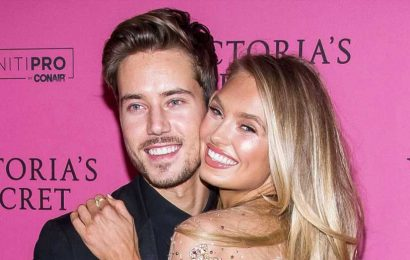 Model Mom! VS' Romee Strijd Welcomes 1st Child With Laurens Van Leeuwen