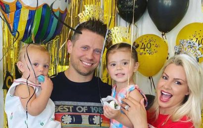 Mike 'The Miz' Mizanin Says He Loves Being a Dad to Two Daughters: 'I Don't Need a Boy'