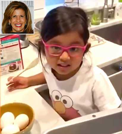 Hoda Kotb and Daughter Haley, 3½, Baked Al Roker a 'Lovely' Birthday Cake — 8 Months Too Early!