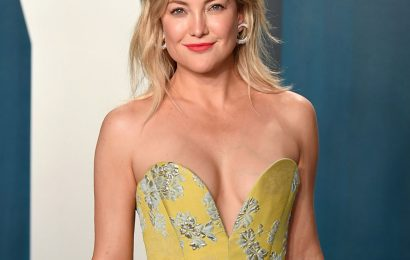 Kate Hudson's 3 Children Snuggle Up Together in Cozy Christmas Moment: 'Love All Around'