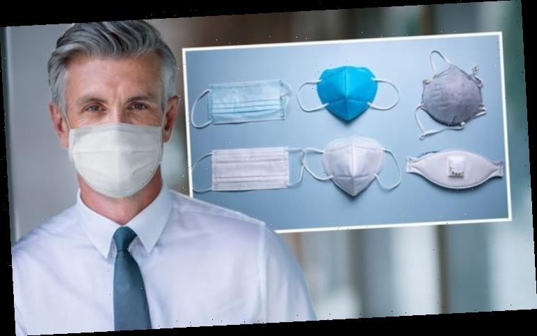 N95 and FFP2 mask: Demand for stronger face covering – New variant is 'too contagious'