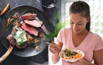 How to live longer: Replacing red meat with plant foods could extend your life expectancy