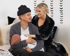See Ashlee Simpson's 'Bohemian' Nursery for Son Ziggy: Pics