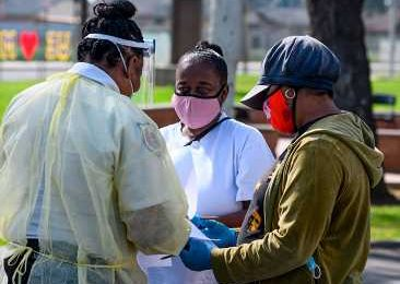 Tackling COVID-19 vaccine hesitancy among Black Americans