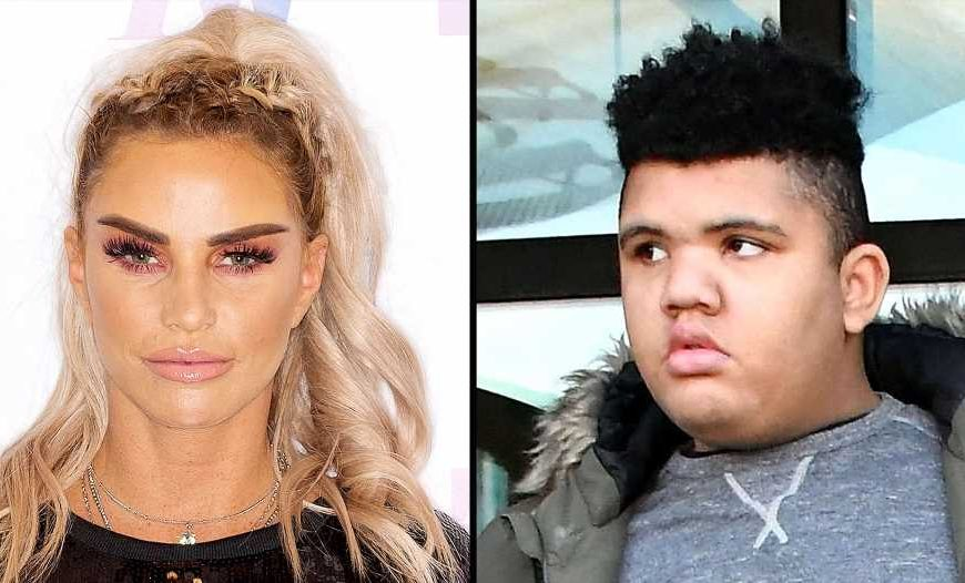 Why Katie Price Is 'Slowly' Transitioning Son Harvey to Full-Time Care
