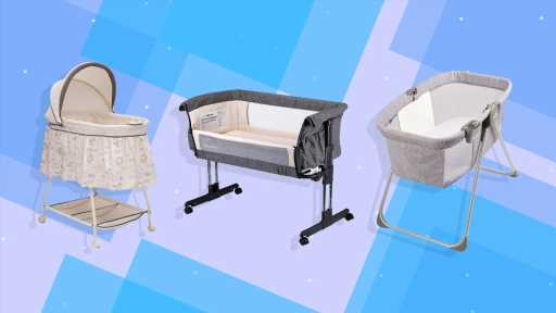 The Bedside Sleepers That Make Room-Sharing With Your Baby Easier