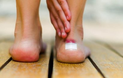 Hospitalizations for diabetic foot ulcer up in Australia