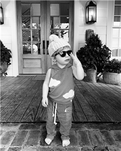 Every Adorable Photo of Chip and Joanna's Baby, Crew Gaines