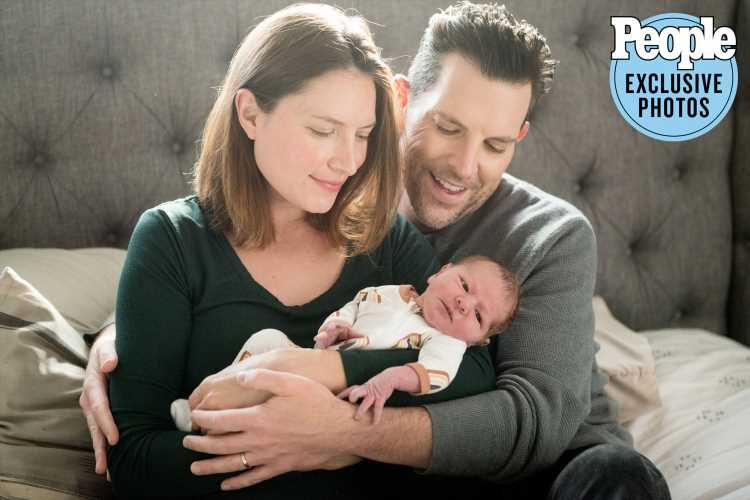 The Voice's Chris Mann Welcomes Son Rocky Conor After Wife's 'Dramatic' Labor: 'She Was a Champion'