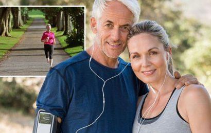 How to live longer: Vigorous activity boosts life expectancy – key exercises