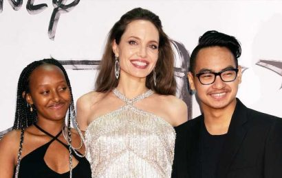 Angelina Jolie Says Quarantining With Kids Has Made Them 'Feel Very Human'
