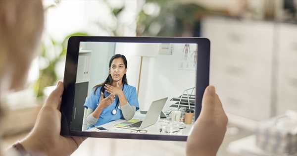 iPads for telehealth can help reduce depression in patients