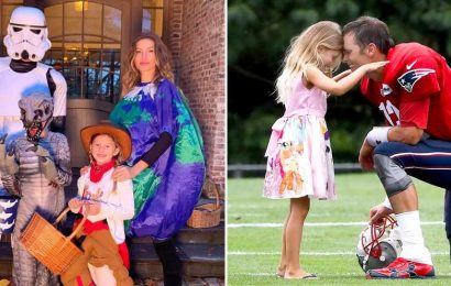 Tom Brady and Gisele Bundchen's Family Album: Pics