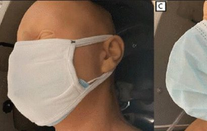 CDC says masks must fit tightly – and two are better than one