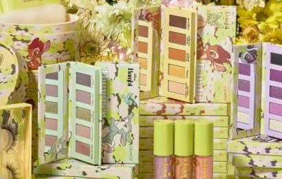 Here's Every Product in the 'Bambi' x Colourpop Collection