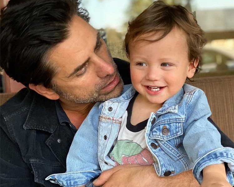 John Stamos Says It's 'Very Difficult' Having to Isolate from Son, 2, After Exposure to COVID-19