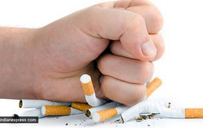 Global study points to rampant tobacco use among adolescents, children
