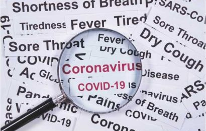 Study finds link between Googling symptoms and COVID-19 cases