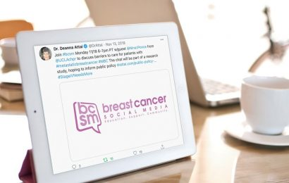 Want to improve care for breast cancer patients? Listen to what they say on Twitter